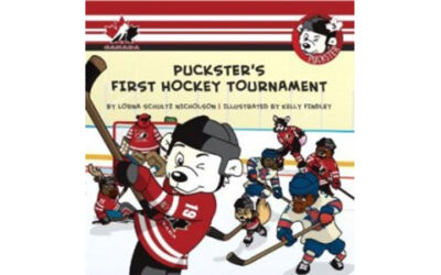 Puckster's First Hockey Tournament