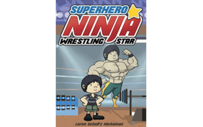 Superhero Ninja Wrestling Star